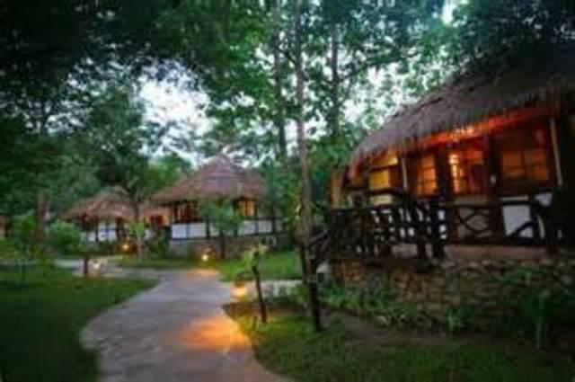 Hotel/Depature in Thailand