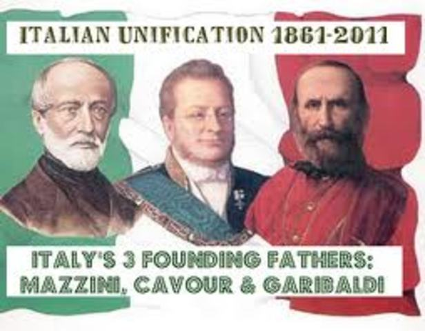 Italy unified