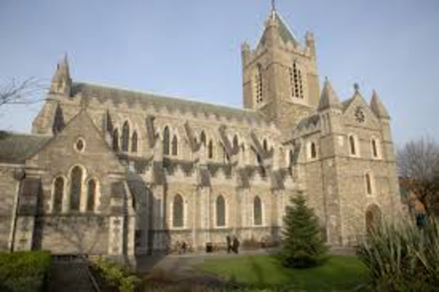 Anglican Church is created in England