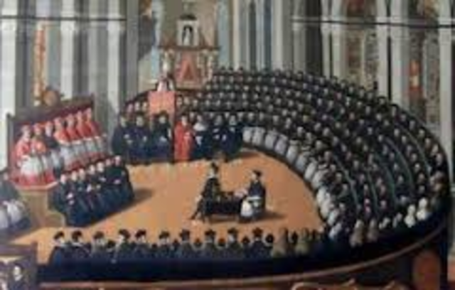 Council of trent opens