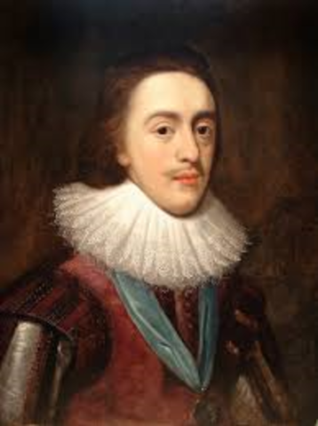 Charles 1 Executed