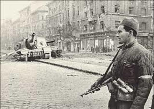 Hungary revolt