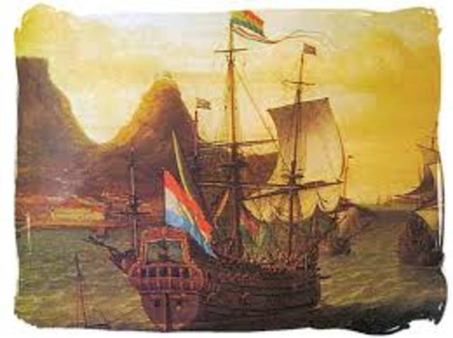 Dutch Commercial Dominance