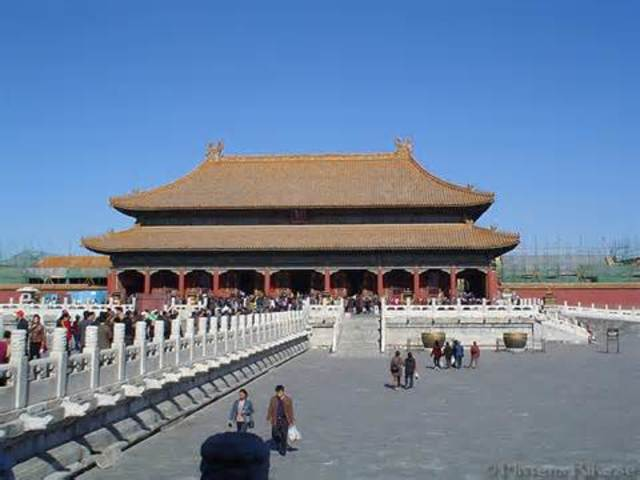 From Hotel Kapok to the Forbidden City