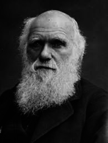"""Darwin publishes """"Orgin of the Species"""""""