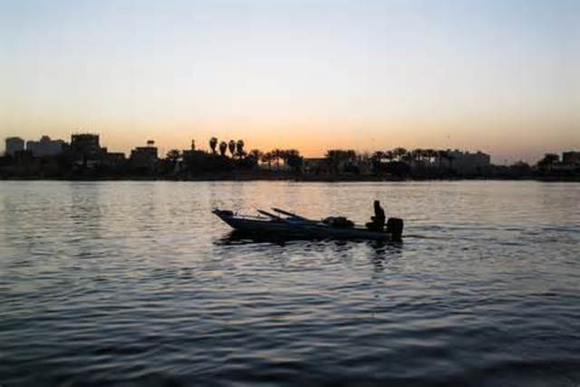 Teamates Will Board the Jinja Banana Boat, and Learn How to Navigate Down the Nile