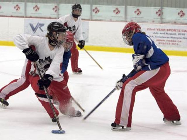 The Ringette Game
