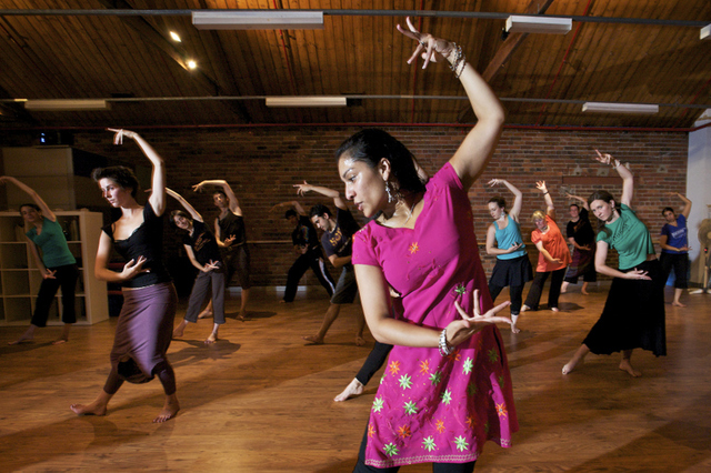 Bollywood Dance Lesson