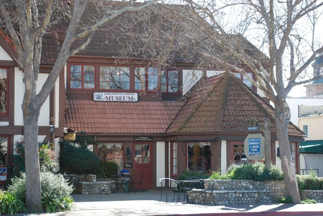 Drive from The Airport to The Hans Christian Anderson Museum