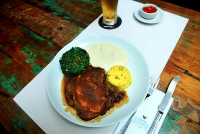 Eat at Rio Scenarium