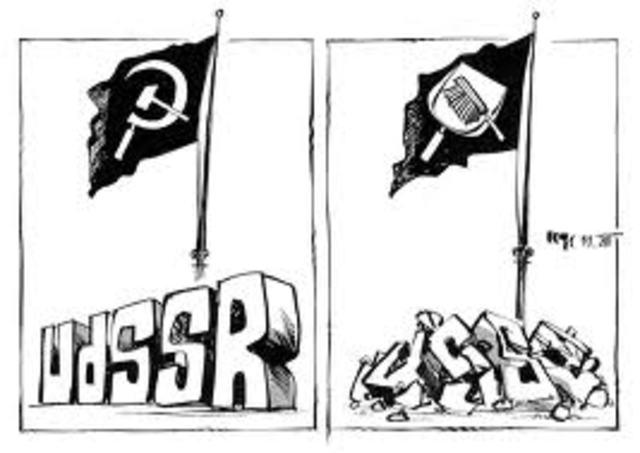 Break-up of the Soviet Union