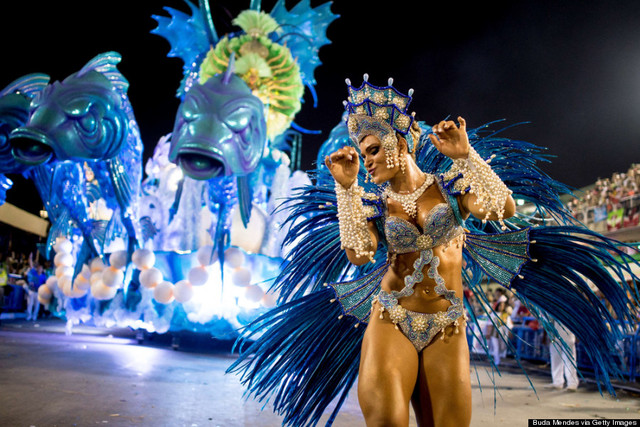 Carnival- Night 1