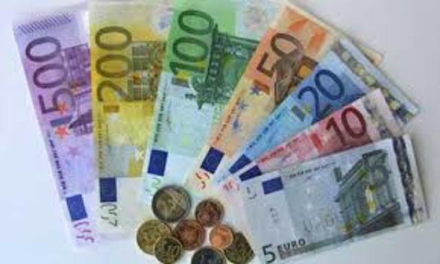 Euro is created
