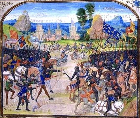 Fall of Constantinople; End of hundred years war