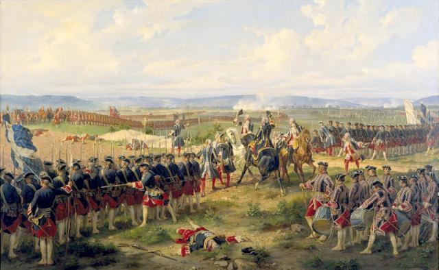 War of Austrian Succession begins