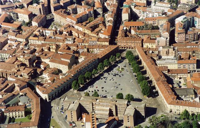 Go to Piazza Alfieri