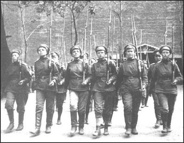 Bolshevik Revolution in Russia