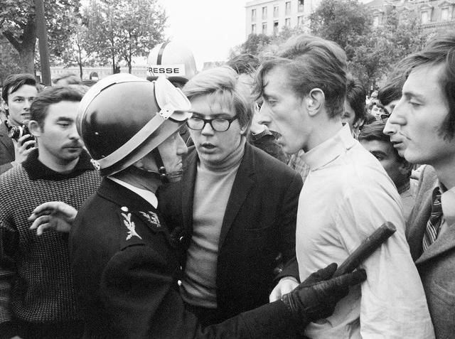 """Student revolts; Czech """"Prague Spring"""" revolt"""