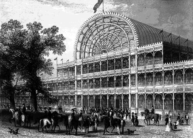Crystal Palace exhibition in Britain