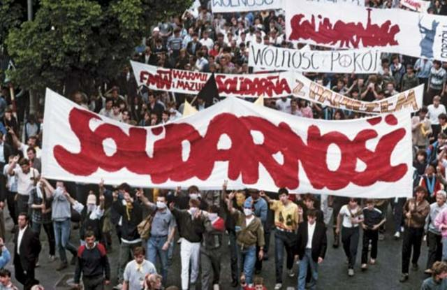 Solidarity founded in Poland
