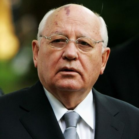 Gorbachev comes to power in Soviet Union