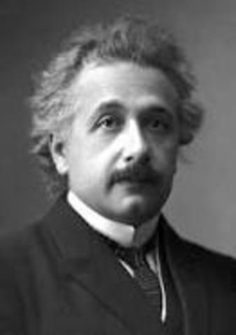 Einstein publishes relativity theory; Russian Revolution of 1905