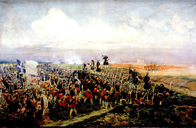 War of Austrian Succession
