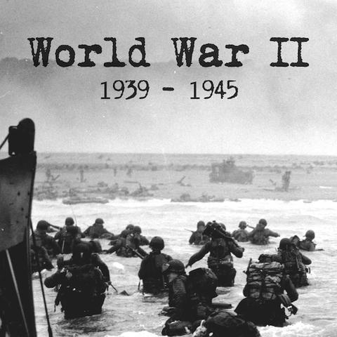WW2 Starts