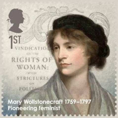 Wollstonecraft Begins Feminist Movement with Vindication of Rights of Women