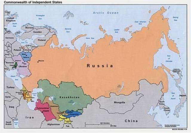 USSR breaks up; Balkan conflicts in Yugoslavia