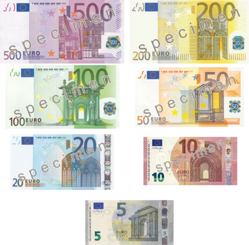 Euro Currency Introduced