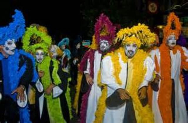 Participate in festival