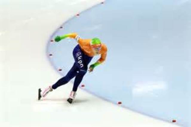 Take taxi to and watch ISU World Cup IV