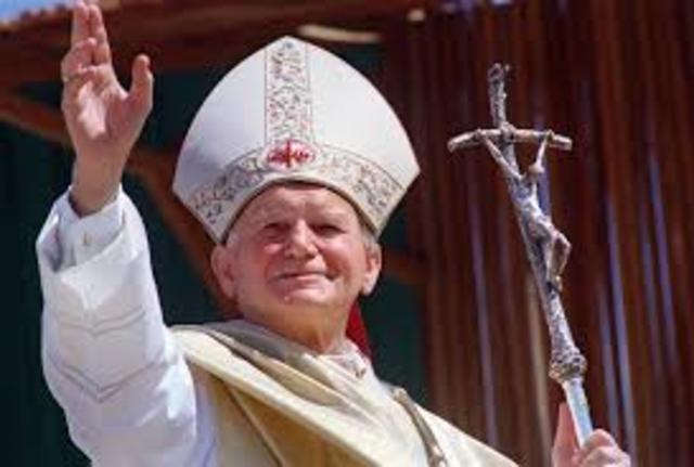 John Paul II elected pope