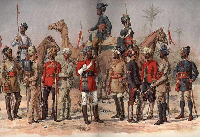 Britain Establishes Direct Rule of India