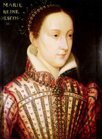 Marry, Queen of Scots is executed