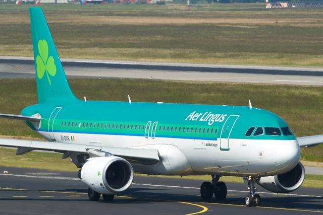Chicago to Ireland