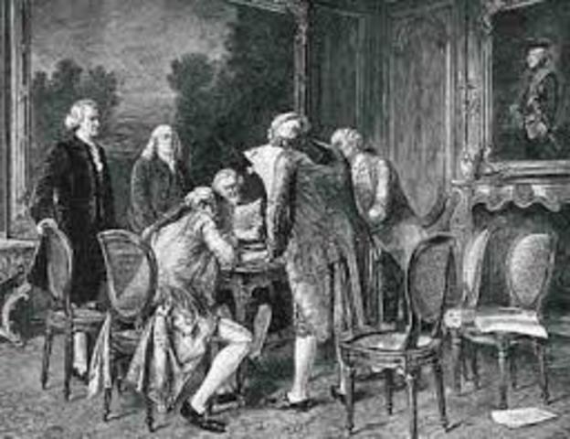 Treaty of Paris ends Seven Years' War
