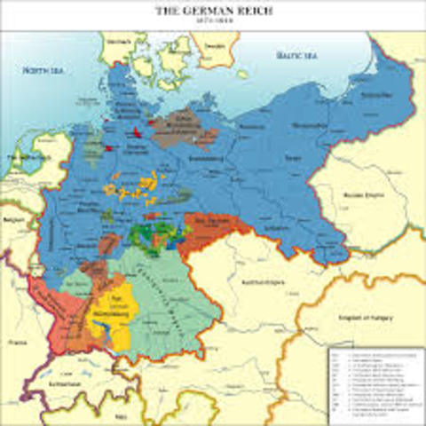 Unification of Germany;Paris Commune and Third Republic in France