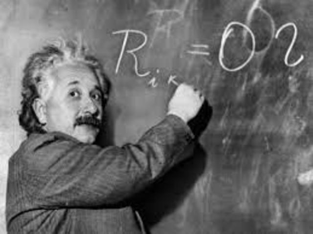 Einstein publishes relatively theory;Revolution of 1905 in Russia