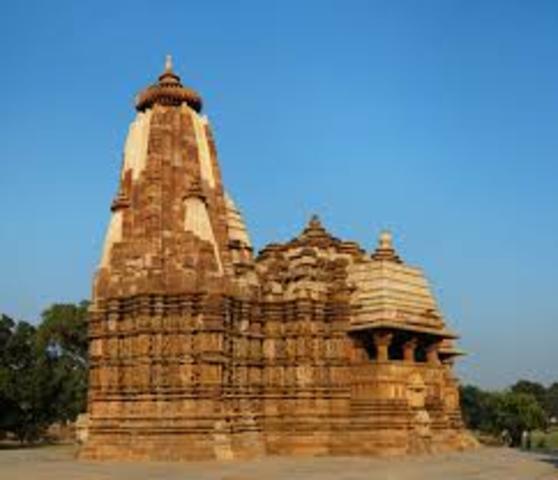 Take flight out of Agra into Khajuraho