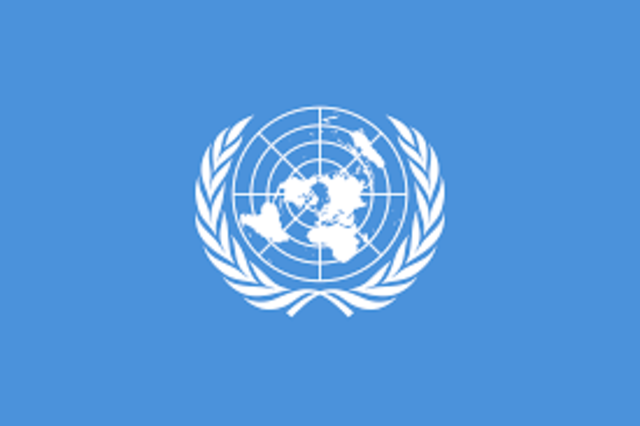 World War II ends;United Nations founded