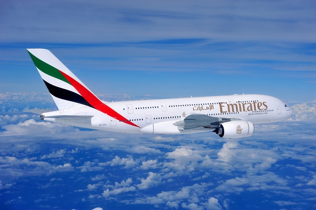 Fly out of Indonesia to Dubai