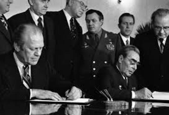 Helsinki Accords-height of detente