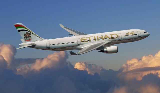 Flight from Dublin, Ireland to Dheli, India