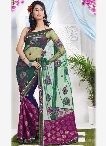 Challenge #3: Making Saris in Dheli