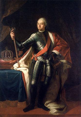Frederick William begins his reign