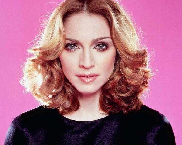 Madonna voted Wealthiest Woman.