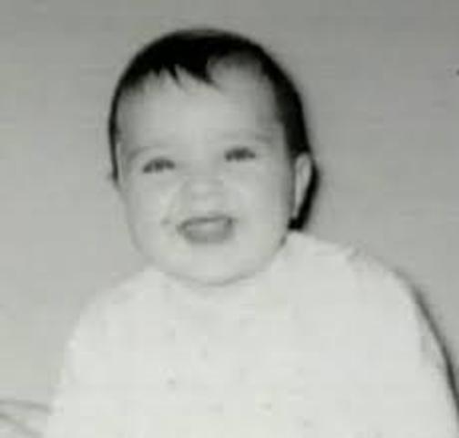 Madonna was born.