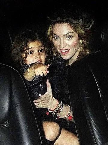 Lourdes Maria Ciccone Leon Madonnas first daughter.
